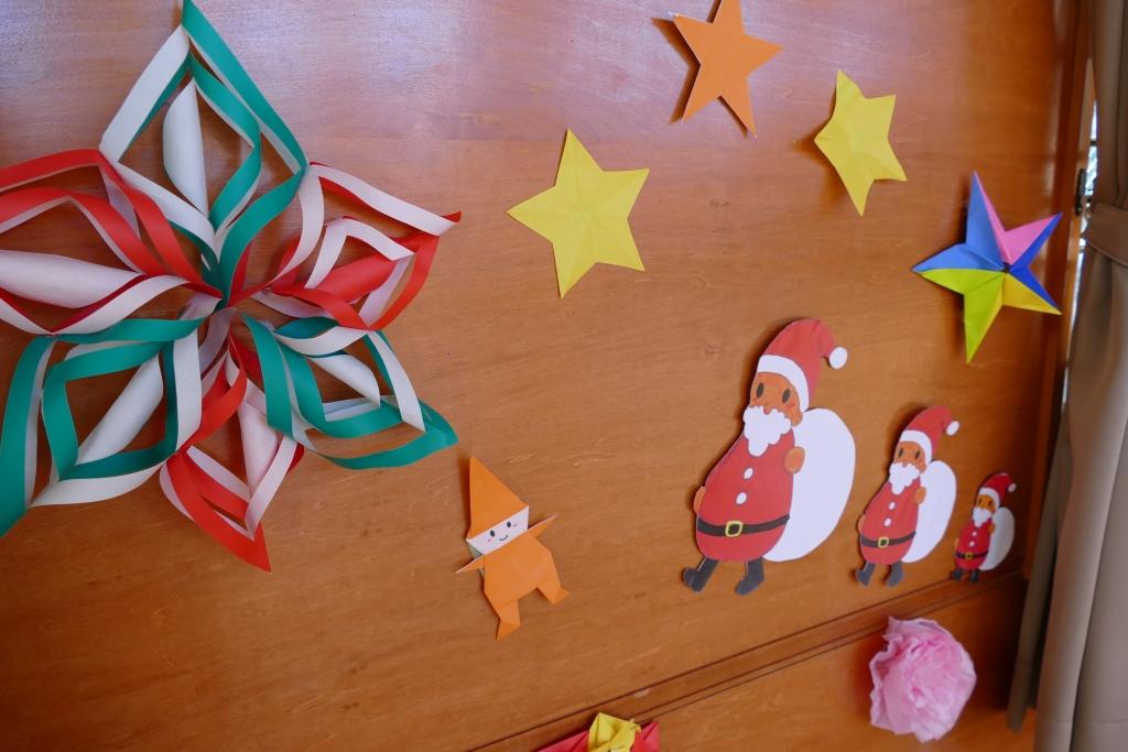 附属幼稚園クリスマス会ボランティアを行いました